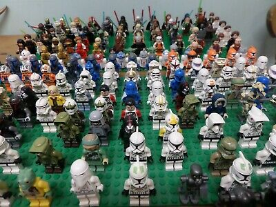 Genuine lego Starwars minifigures - lots to choose from - OVER 220 DIFFERENT !!