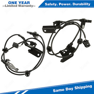 2x For 2006-2018 Toyota RAV4 ABS Wheel Speed Sensor Front ALS2319 ALS2320