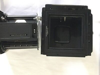 Hasselblad A12 FILM BACK for 500 series cameras. MATCHING NUMBERS. with BOX