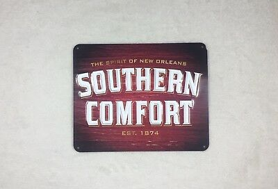"""Brand New Southern Comfort Tin Sign 14"""" By 11"""""""