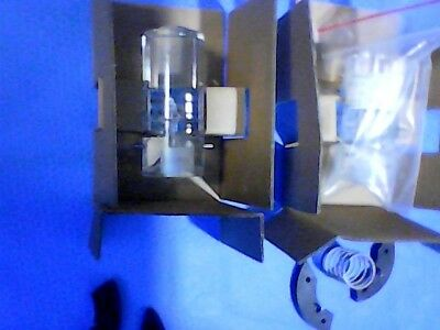 BECKMAN COULTER MLS-50 Swinging-Bucket Rotor and 3 of 4 MLS-50 Tube