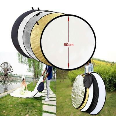 5-in-1 Light Mulit Collapsible disc for photography Panel Reflector diffuser
