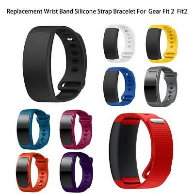 Silicone Replacement Watch Band Strap For Samsung Galaxy Gear Fit 2/Pro /SM-R360