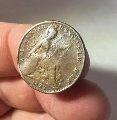 Very Rare 1822 George Iii Error Strike