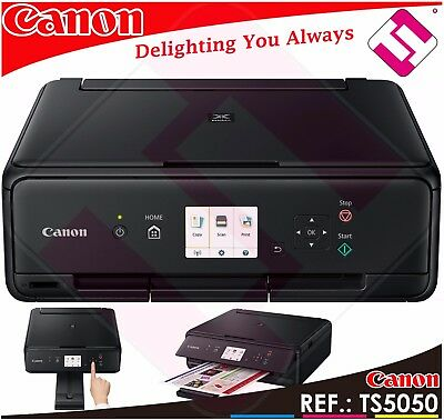 Multifunction Printer Canon Pixma Ts5050 Wifi A4 Scanner Inks Per Menos