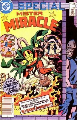 DC Comics: Mister Miracle Special #1 (1987) VF