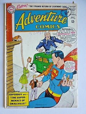 Adventure Comics 308 1963 Superboy DC Comics Silver Age