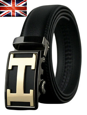 Womens Designer H Belts For Women Automatic H Ratchet Leather H Belt For Ladies