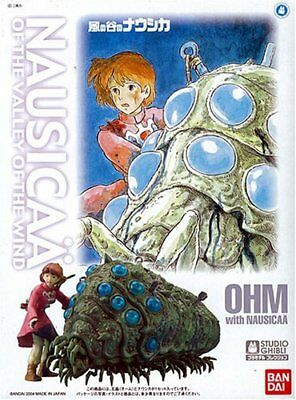 Nausicaa of the Valley of the Wind 04 parrot and Nausicaa