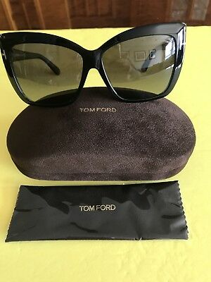 3b2621e426268 Tom Ford Sunglasses Irina TF390 Polarized New Collection Brand New  100%Authentic