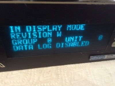 Uticor Technologies Inc 76659-16 Programmable Message Display