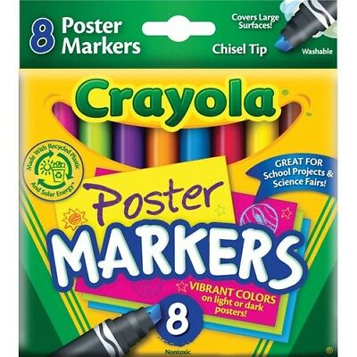 Crayola Washable Poster Markers