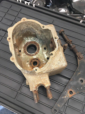 Velocette Mac Mov Mss Rigid Gearbox And Parts 250 350 500 Vintage British