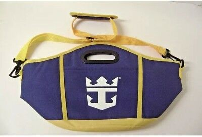 Royal Caribbean  Cruise Line   Insulated  Beverage Cooler  Tote Bag