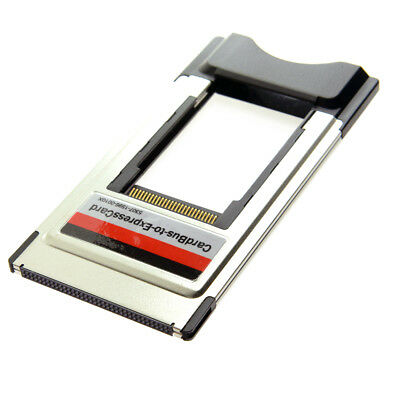 Express Card to PCMCIA PC converter Card Adapter 34mm to 54mm 5V for Laptop