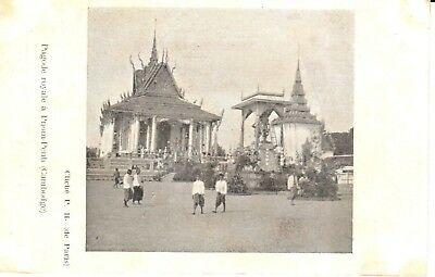 Carte Postale - Asie - Cambodge - Pagode royale à Pnom-Penh