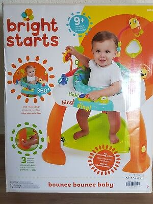 Bright Starts 60245 Bounce Bounce Baby Activitycenter