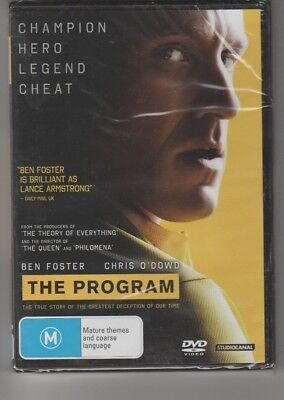 The Program (DVD, 2016) New R4