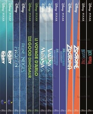 Disney Magnet Spine With Title For Steelbook