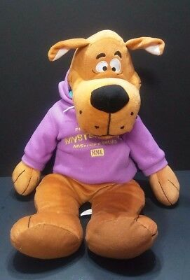 Adult Scooby Doo Hoodie Unisex Extra Large Hoodie Excellent