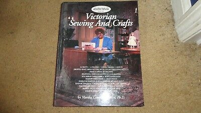 Victorian Sewing and Crafts Martha Pullen Signed and Numbered Sewing Room 1995