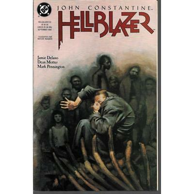 Hellblazer #33 John Constantine DC Comics 09/1990 Mature Readers comic Volume 1