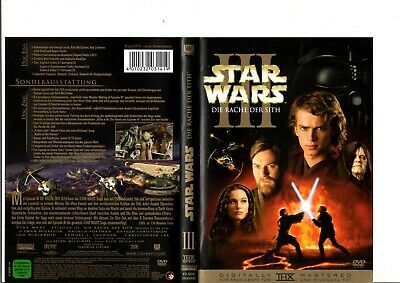 Star Wars: Episode III - Die Rache der Sith (2005) 2-DVDs DVD