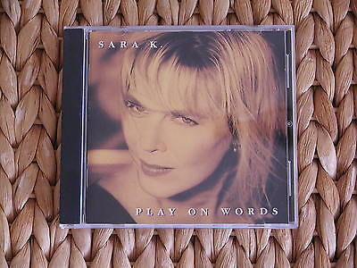 "High-End-Referenz-CD: SARA K. ""Play On Words"" CHESKY RECORDS - bitte lesen -"