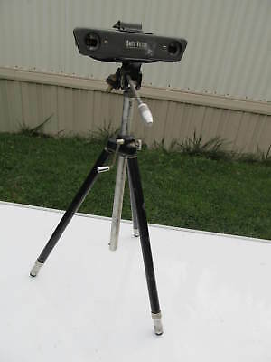 Vintage Smith-Victor Model L-200 Light Bar &tripod for home movies  - 2 Bulb