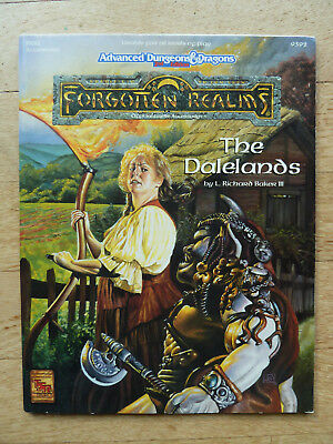 *** Forgotten Realms *** FRS1 *** The Dalelands *** RAR ***