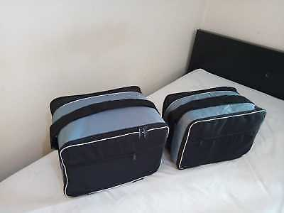 Pannier Liners Inner Luggage Bags For Bmw Vario R 1200 Gs F 800 Gs F 650 Gs New