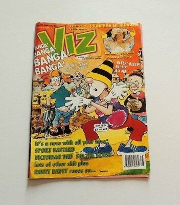 Viz Magazine             Issue Number 78                    June/july 1996
