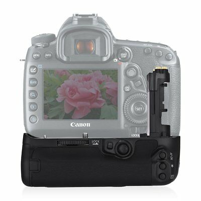 Powerextra BG-E20 Battery Grip Replacement for Canon EOS 5D Mark Work with LP-E6