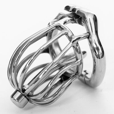 The Cheapest Price 304 Medical Grade Stainless Chastity Device Cage Arc Spike Ring Plug Ua1064 Health & Beauty Body Enhancing Devices