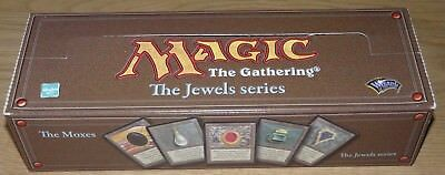 Magic The Gathering Mtg The Jewels Series Box Sealed Mox Jet Ruby Pearl Sapphire