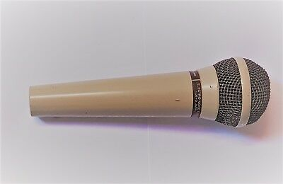 ElectroVoice PL88H Vintage Professional Dynamic Microphone Switch Schalter