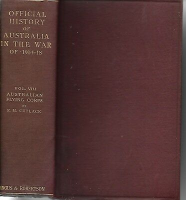 THE STORY OF ANZAC  -  VOLUME Vlll