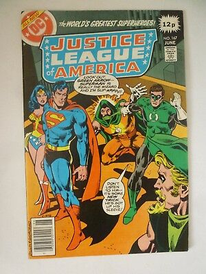 Justice League Of America 167 1979 DC Comics