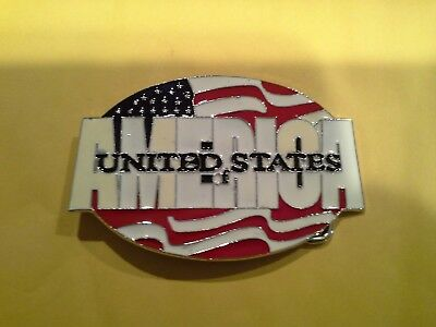 BELT BUCKLE, BEAUTIFUL AND UNIQUE (united States of America)