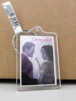 Donny And Marie Key Chain