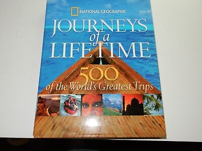 national geographic Journeys of a lifetime