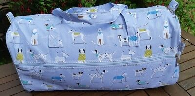 New A Dogs Life Knitting Bag Mr4698/446 By Hobby Gift