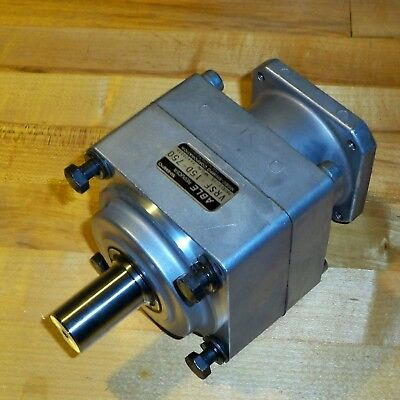 Nidec Shimpo Able Reducer 15:1 Ratio Gear Reducer VRSF-15D-750 (88420036)