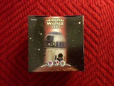 Star Wars Episode I Phantom Menace Taco Bell KFC Pizza Hut - R2-D2 Toy - NIB