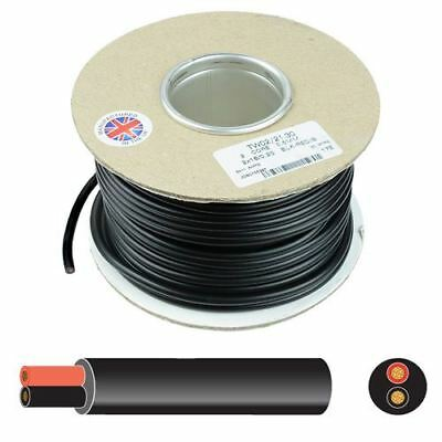 28//0.3mm 25A single core thinwall cable wire 5 /& 10m fast despatch