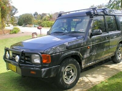 Land Rover Discovery 1 V8 Petrol Snorkel Kit Safari Style WITH ABS Raised Intake