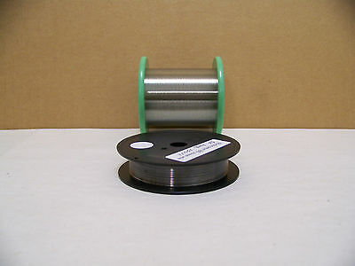 Resistance heating wire  Nichrome  52 awg 150 ft