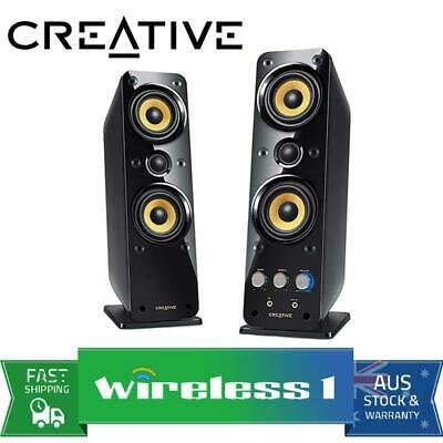 Creative Gigaworks T40 Series II 2.0 High-End Desktop Speakers