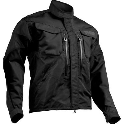 NEW Thor 2019 Terrain Black Adult Offroad Riding Adventure Jacket