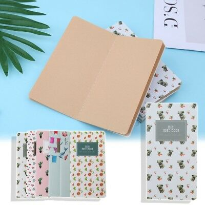 Mini Pocket 48 Lined Pages Note Paper Notepad Memo Notebook Gift School Supplies